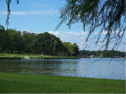 Bishops Landing Amenities - Lake